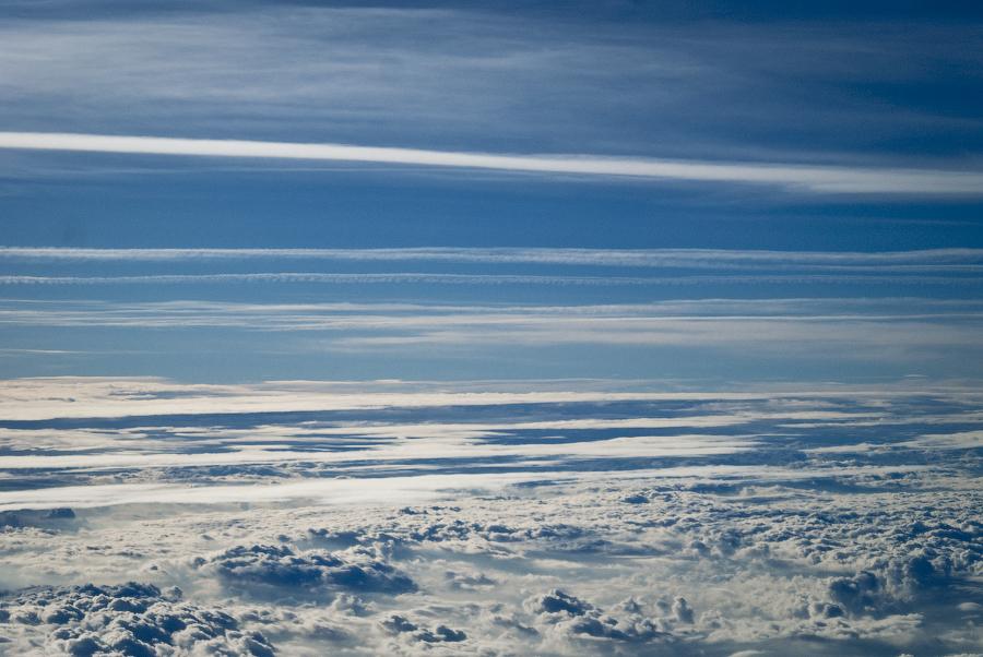 Небо вокруг. Блиц: небо