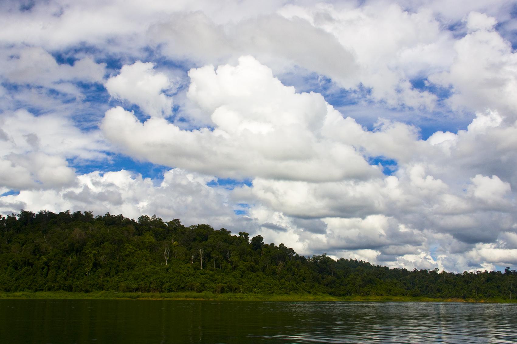 Райское небо. Блиц: небо