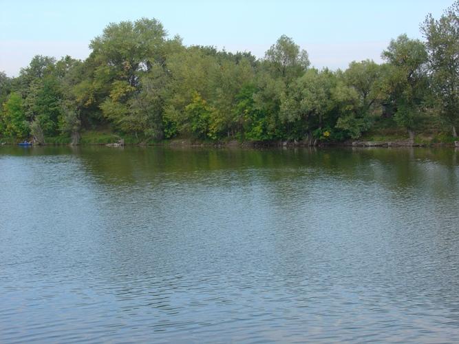 Речка-реченька-река!. Блиц: водоемы