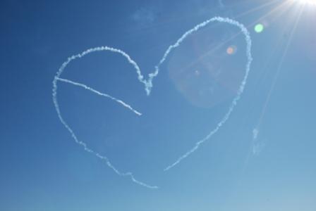 Неземная любовь. Блиц: небо