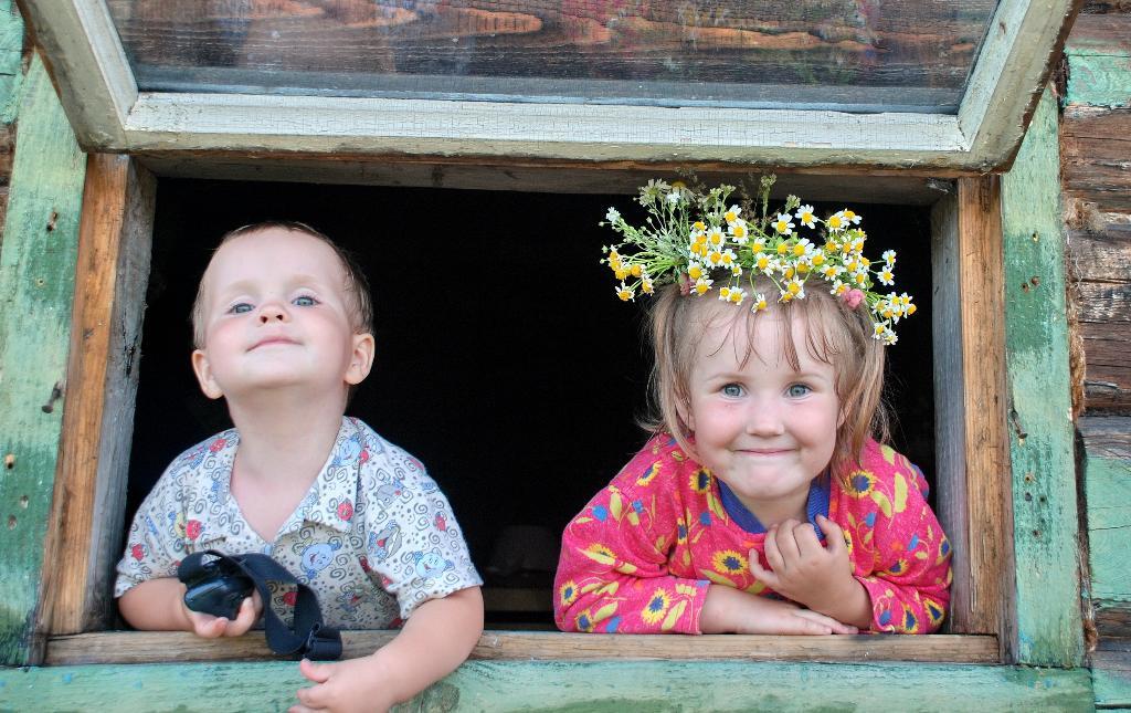 Дачники. уДачное детство