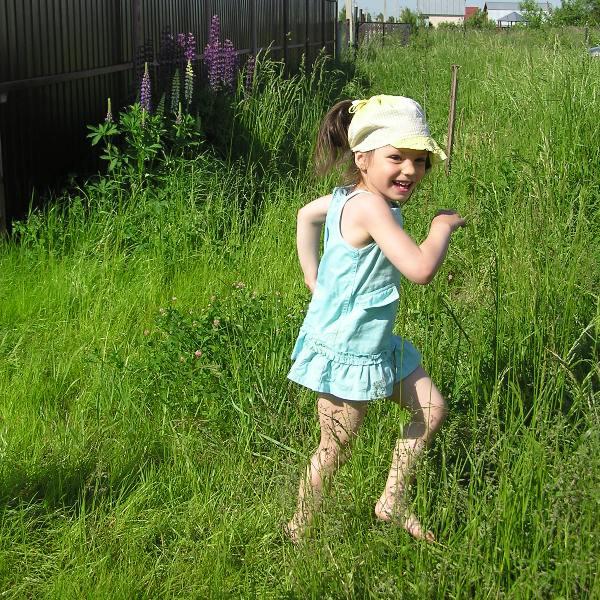 Хорошо на даче летом!!!. уДачное детство