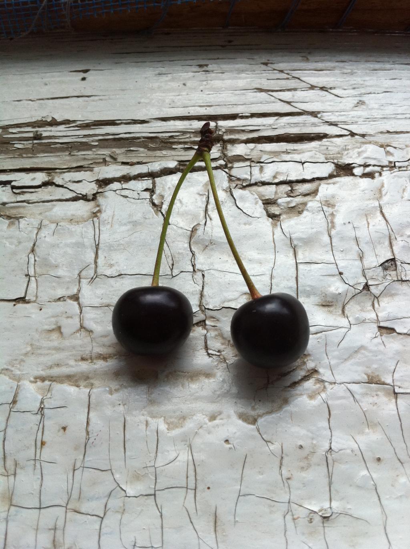 Вишенки. Блиц: ягоды