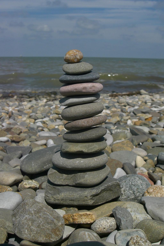 Пирамидка. Блиц: камни