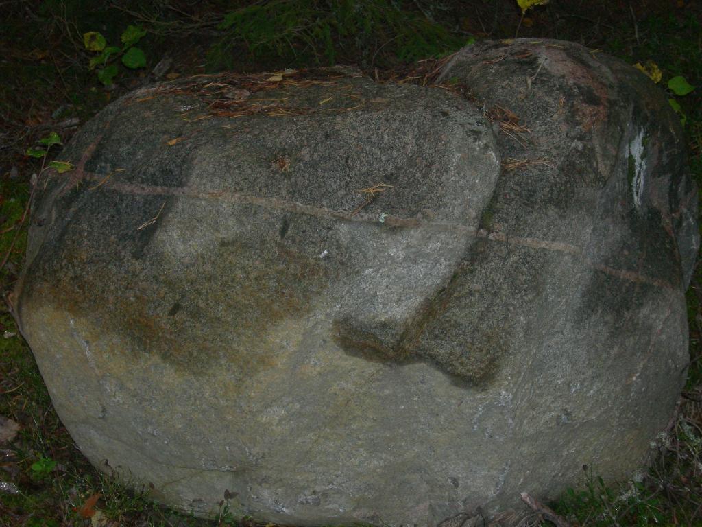 памятник в Карелии. Блиц: камни
