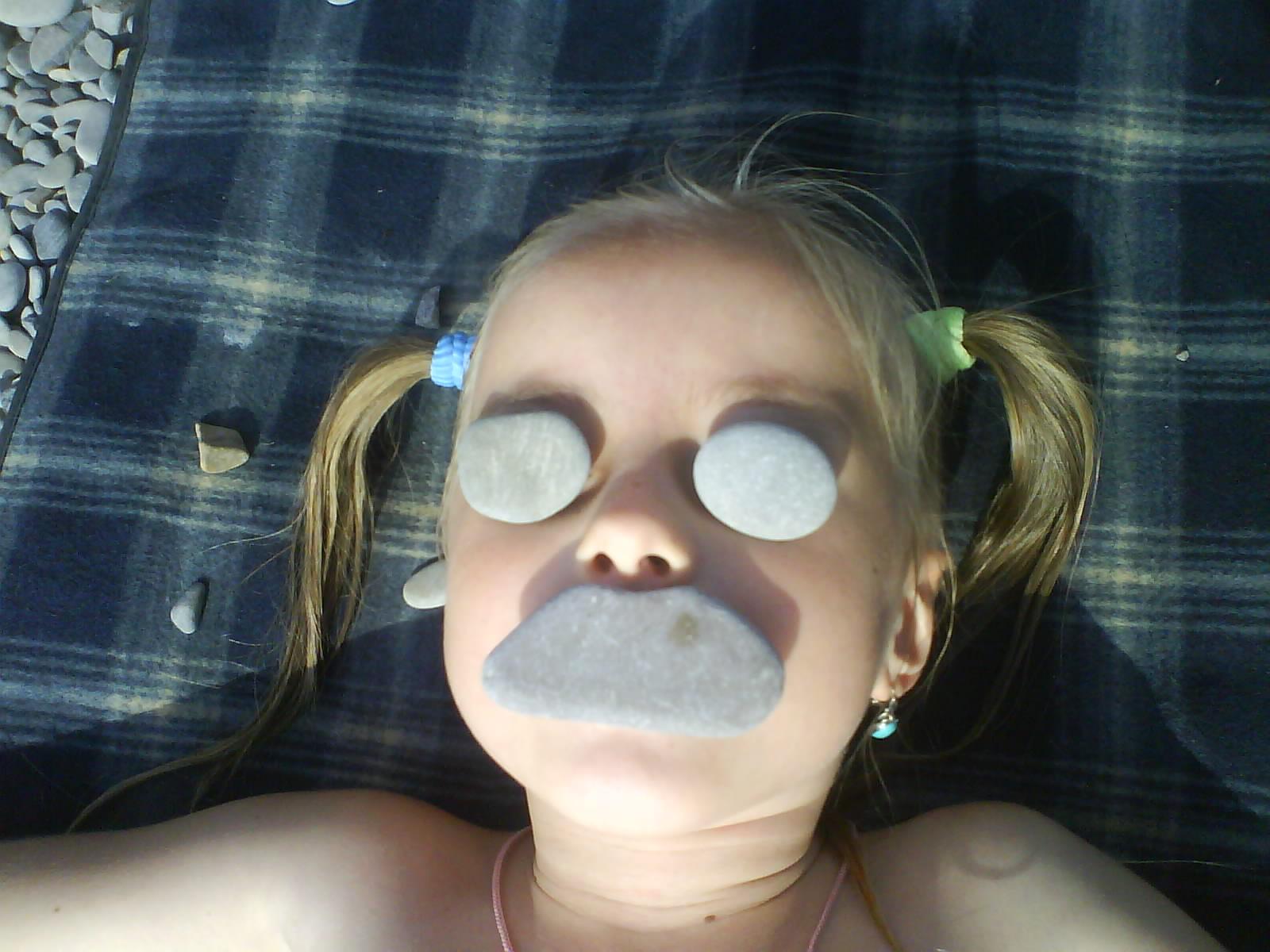 Я на солнышке лежу!!!. Блиц: камни