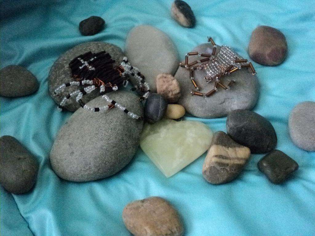 морская история.... Блиц: камни
