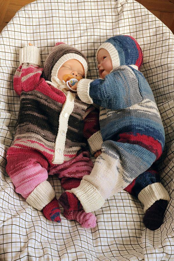 Комбинезон для новорожденного Батик. Одежда для детей