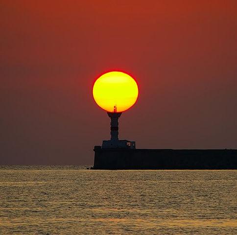 Закат в Крыму.. Блиц: рассветы и закаты