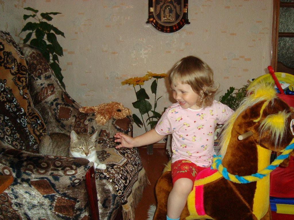 Не спать))). Кошки и дети