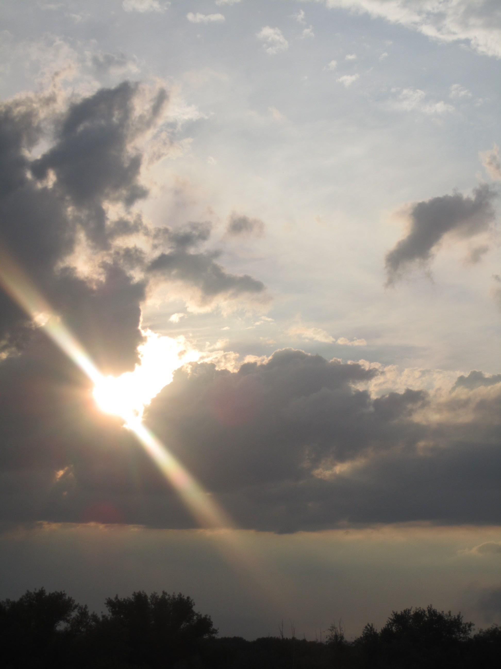 Вид из окна..). Блиц: рассветы и закаты