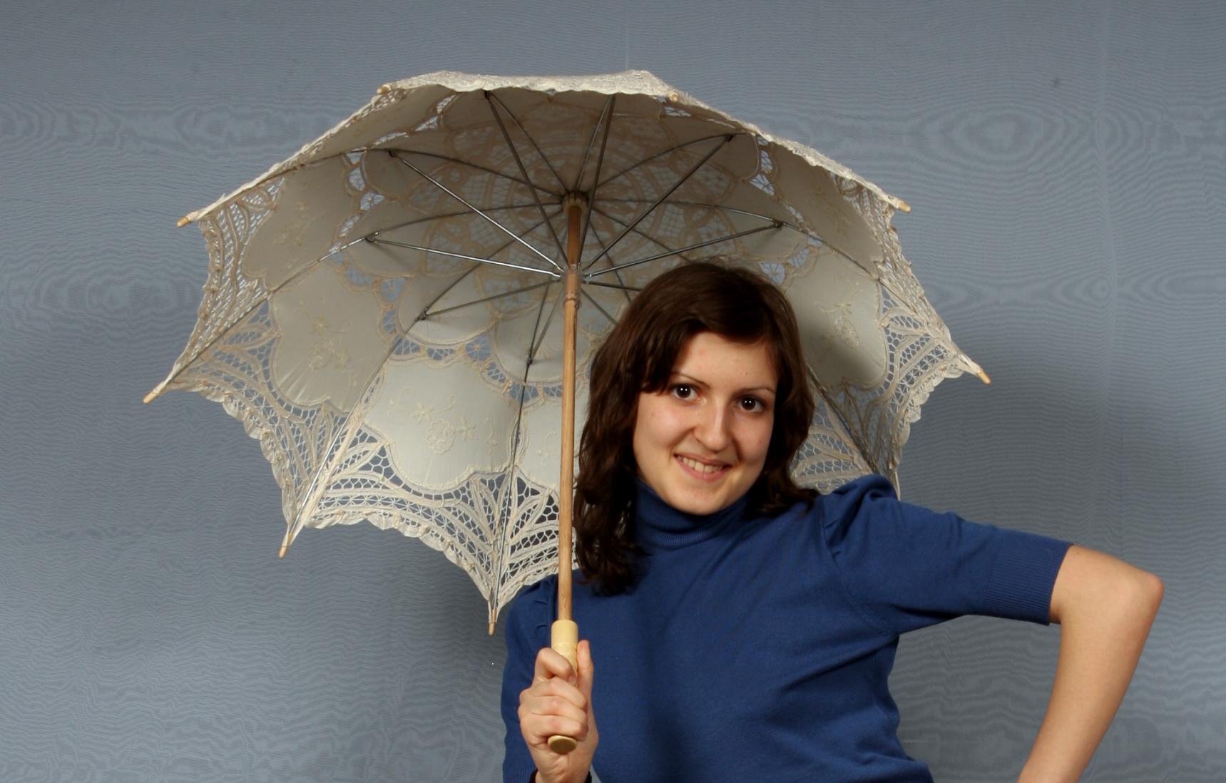 Прабабушкин зонт.