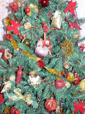 Сколько на ёлочке шариков цветных...!. Блиц: новогодняя ёлка
