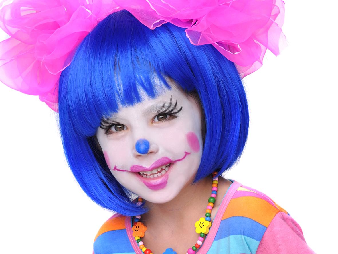 Картинки клоуны для девочек