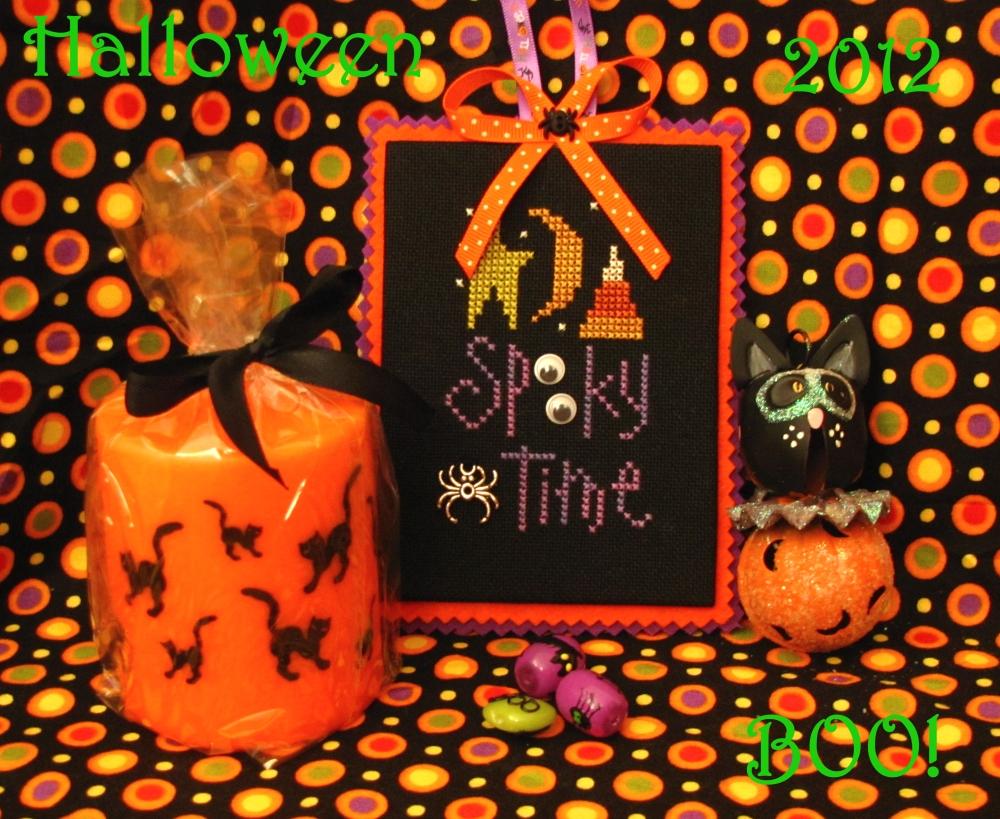 8 Таткис - Олечке. 2012 Хэллоуин 2012