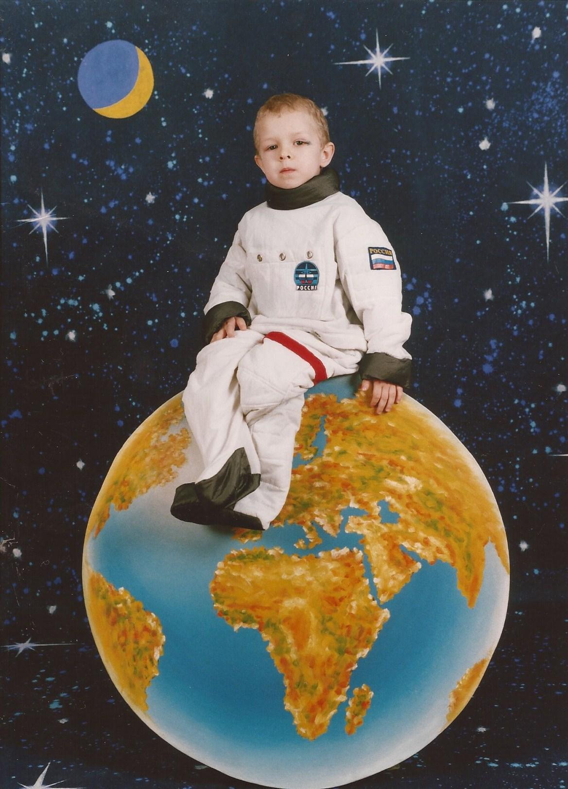 Космический десант. Космическая одиссея