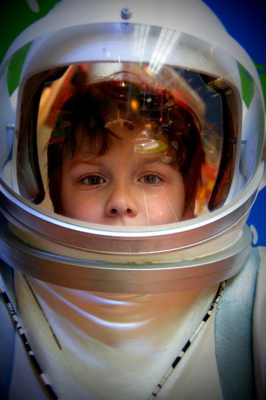 Взгляд в будущее. Космическая одиссея