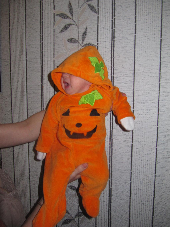 моя любимая тыковка. Блиц: Halloween