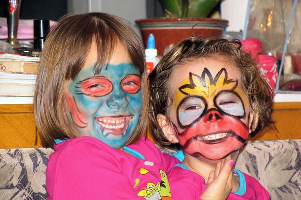 Два веселых чудища!!!. Блиц: Halloween
