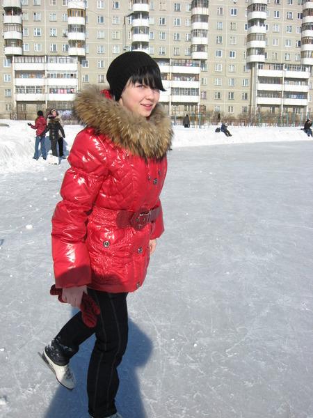зима. Зимние забавы