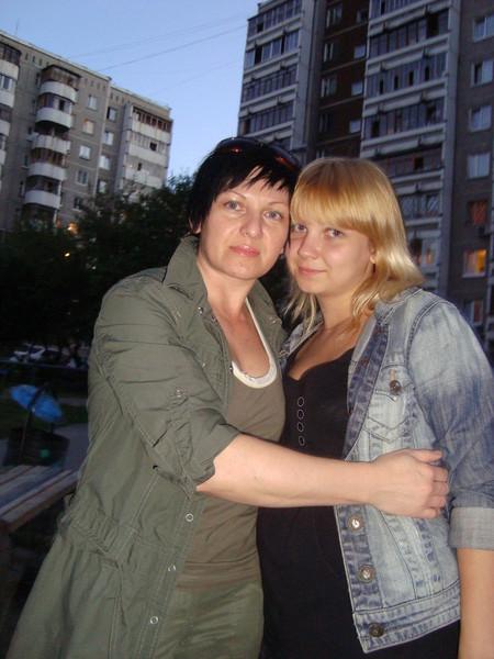 лето. Вместе с мамой
