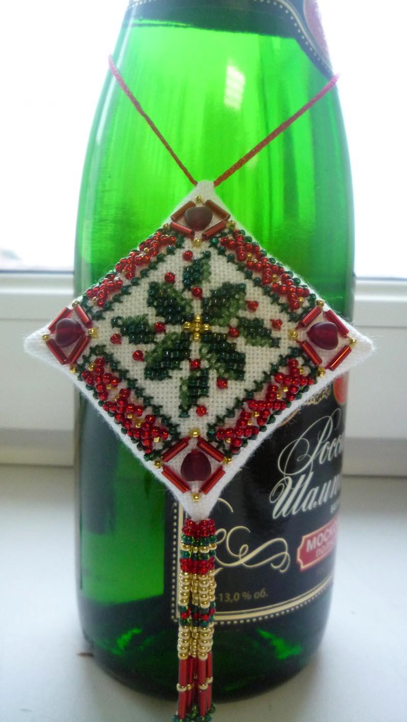 04 - Мама Пелагеи для Liasya. 2012 Новогодняя игрушка