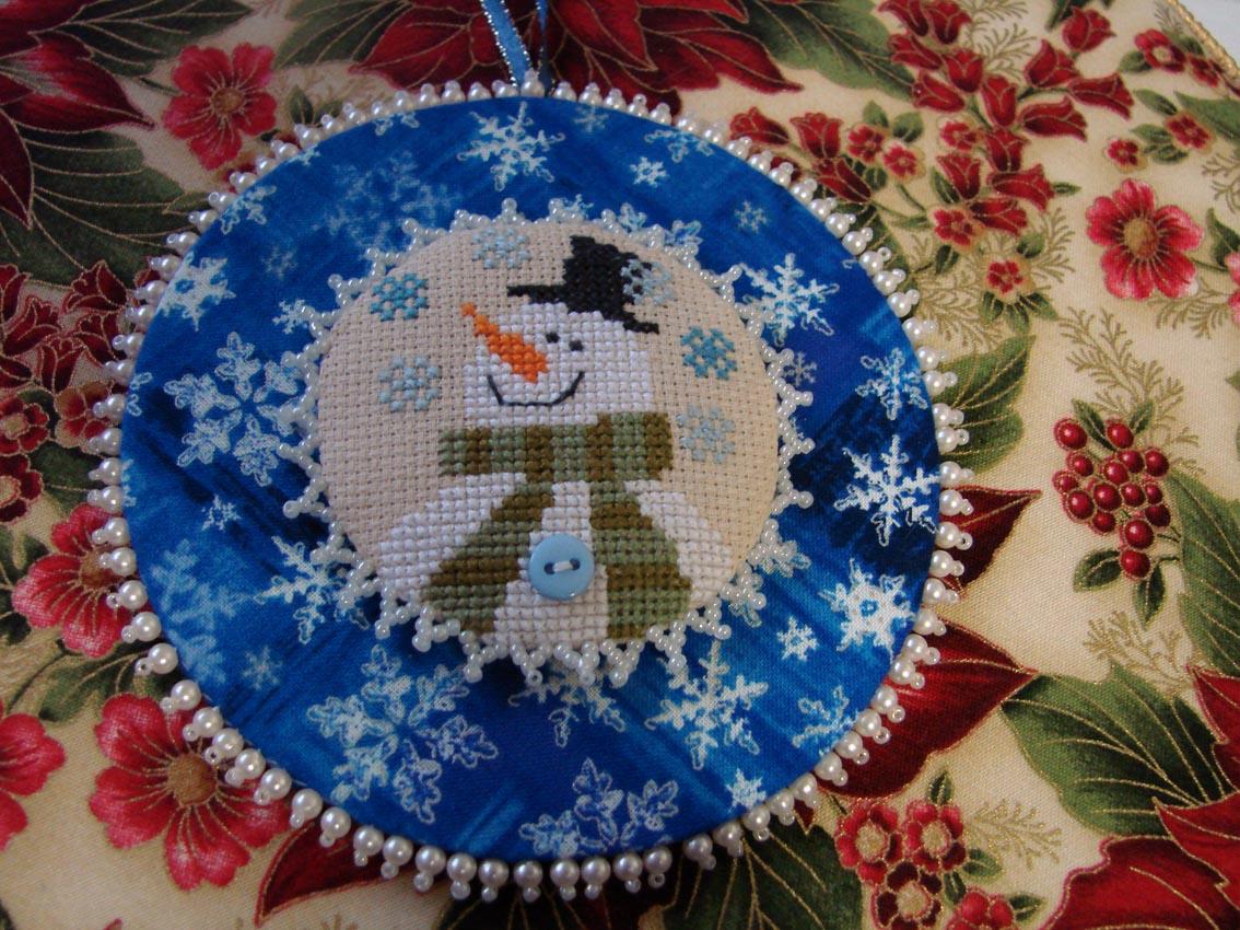07 - AquaMarina для SU. 2012 Новогодняя игрушка
