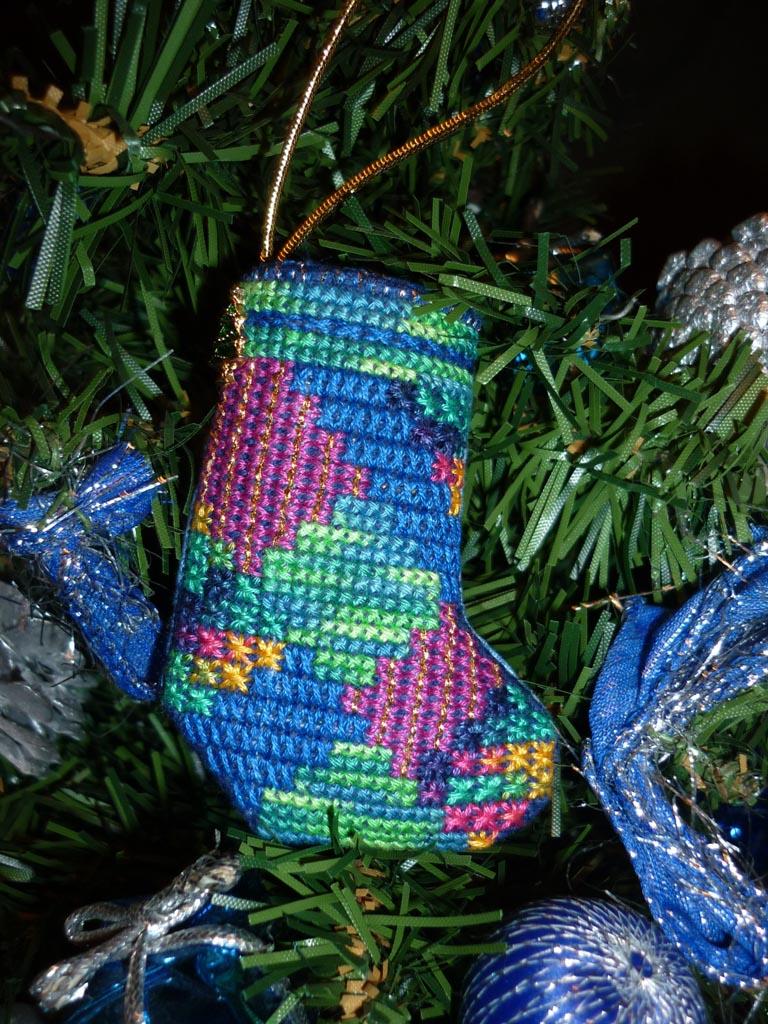 11 - ASh для Даритты. 2012 Новогодняя игрушка