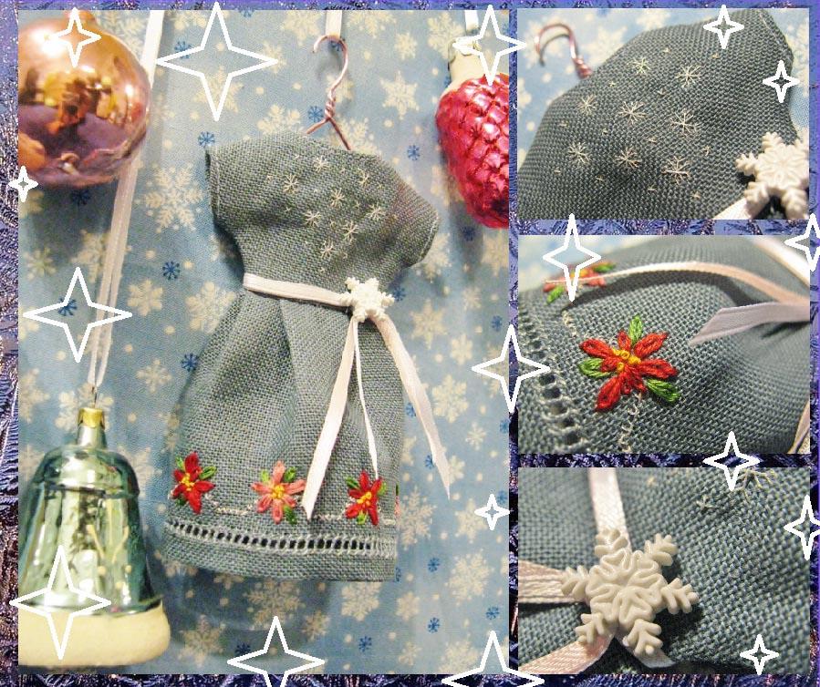 15 - Даритта для Тюхе и Сергуша. 2012 Новогодняя игрушка