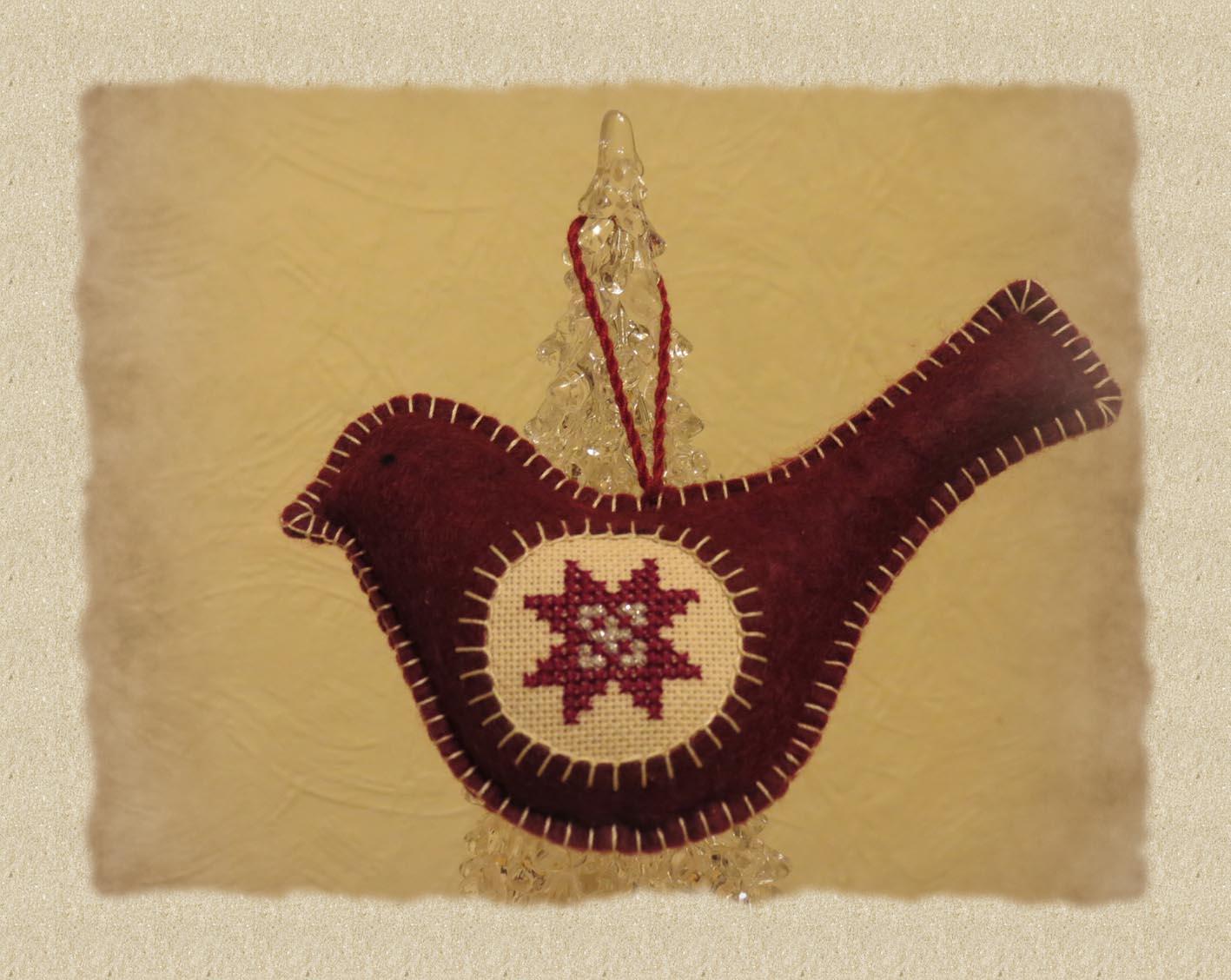 16 - Anuk для Даритты. 2012 Новогодняя игрушка