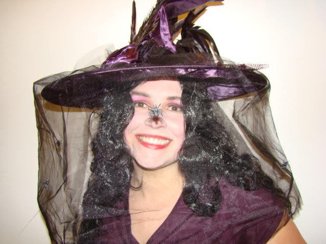 Бабка Ёжка)). Блиц: Halloween