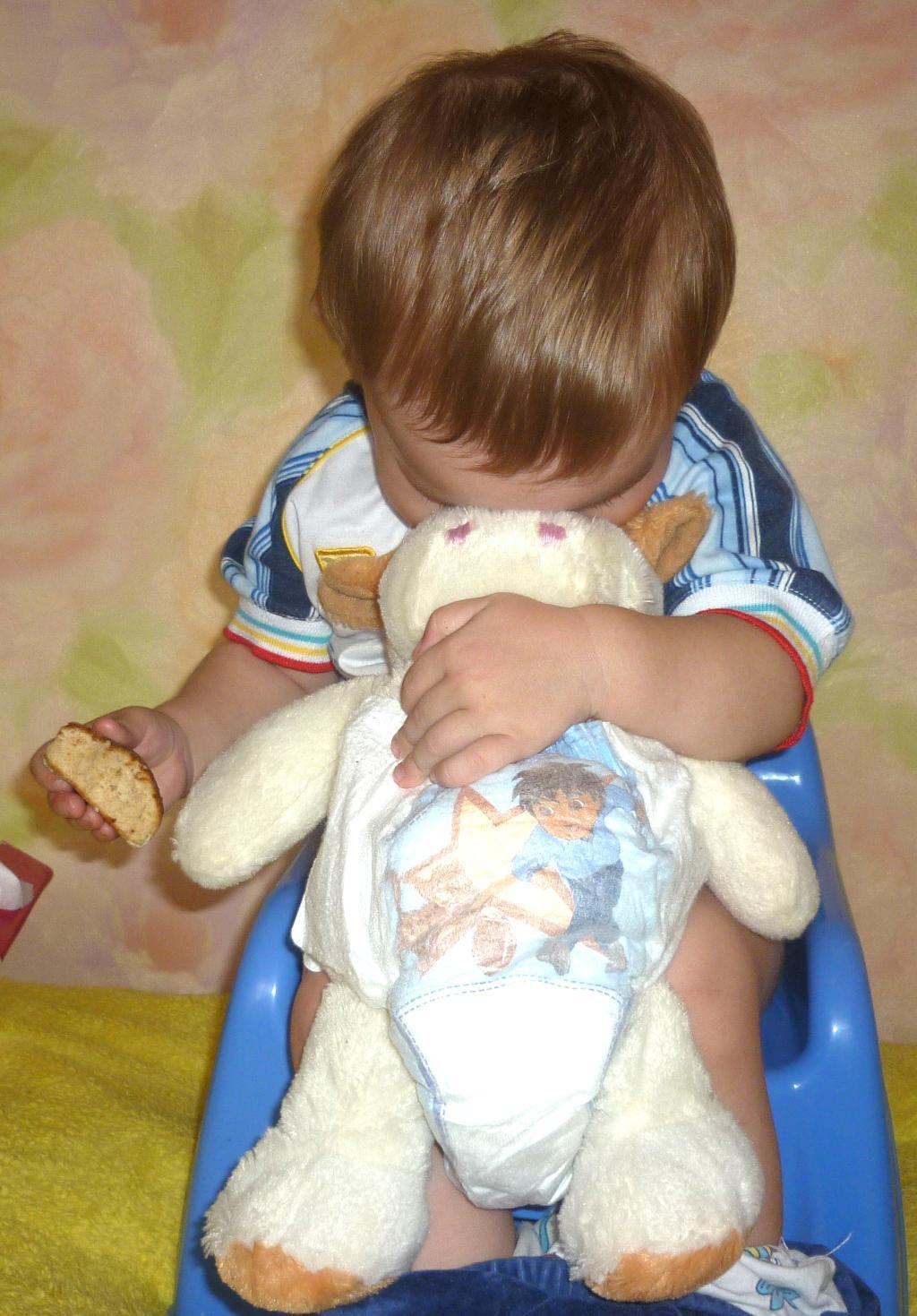 ...ЛЮБИМАЯ игрушка ВСЕГДА со мной))... Моя любимая игрушка
