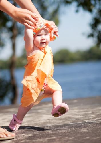 Юная топ-модель (Марианна - 7 месяцев). Закрытое голосование фотоконкурса 'Мамина радость: лучший мой подарочек - это...'