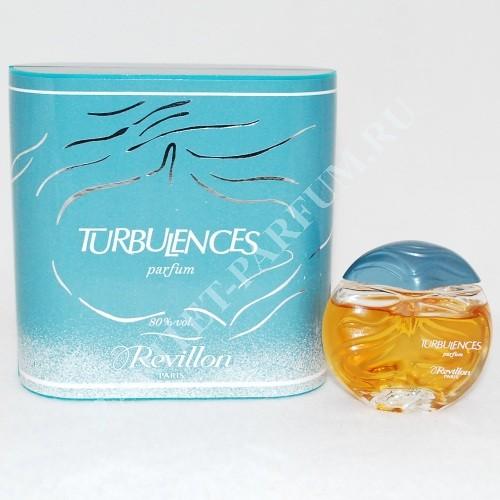 Turbulences.