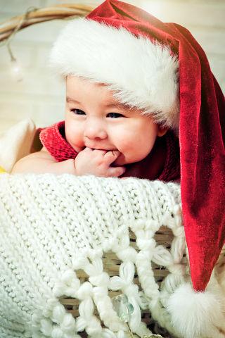 Little Santa!. Закрытое голосование фотоконкурса 'Мамина радость: лучший мой подарочек - это...'