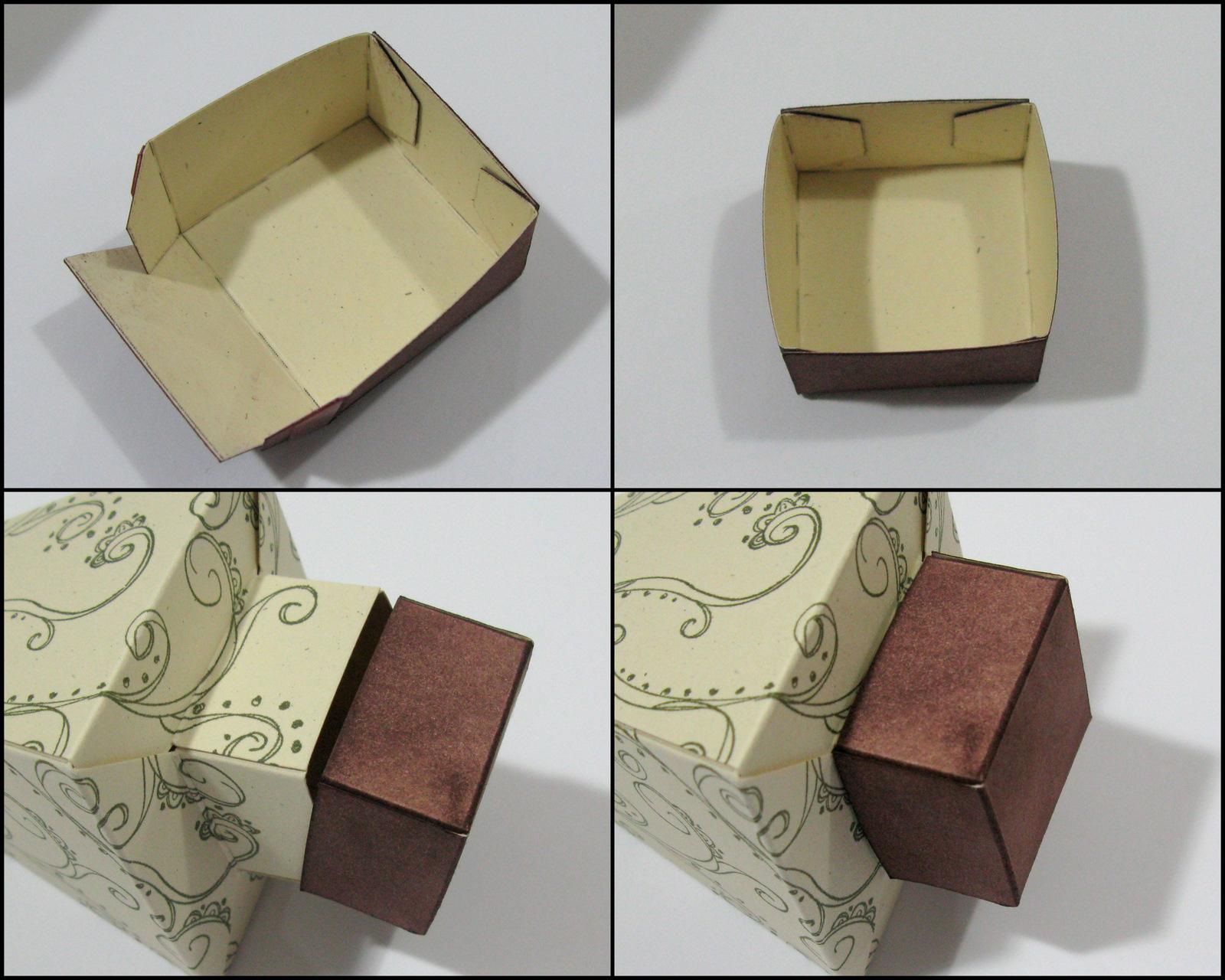 Упаковка-ёлочка