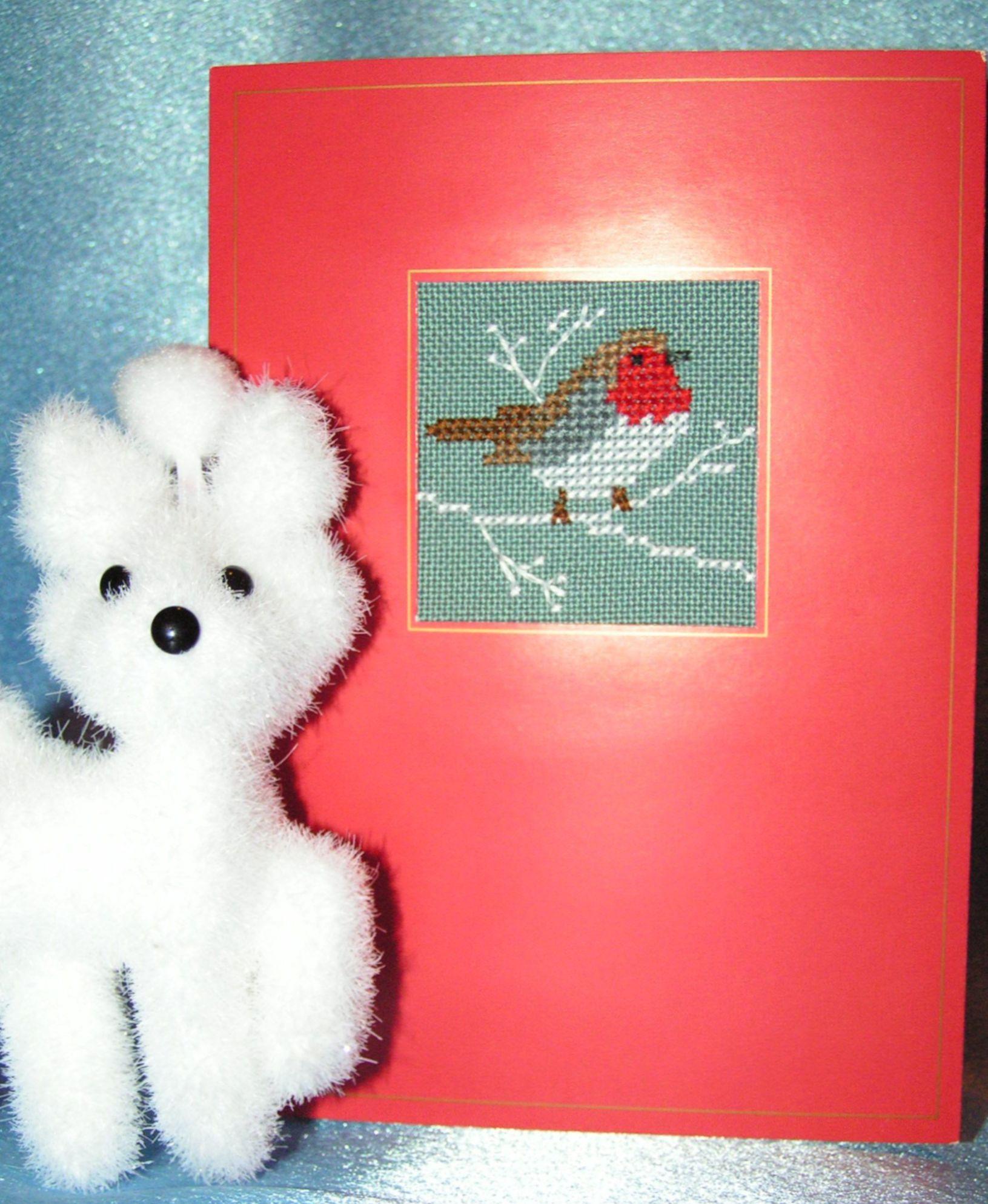 11 - NATASHKA и мальчишки. 2012 Проект Зимняя открытка