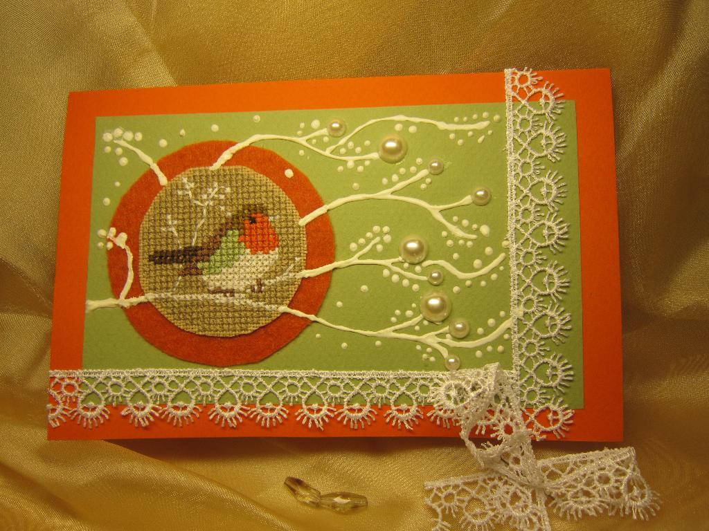 Рождественскую открытку 2012, для фотошопа