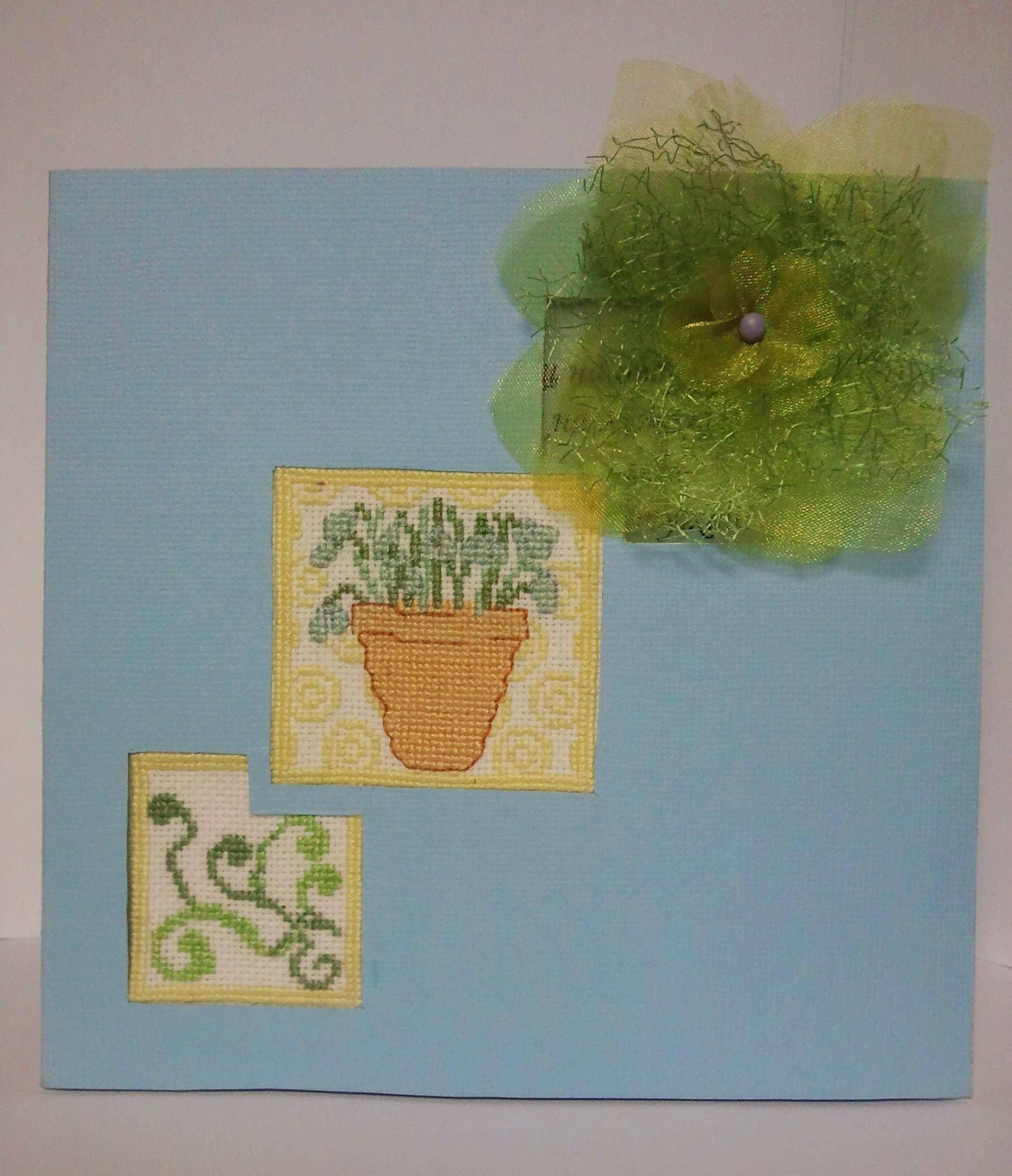 1 мама Пелагеи. 2012 год - Весенние открытки