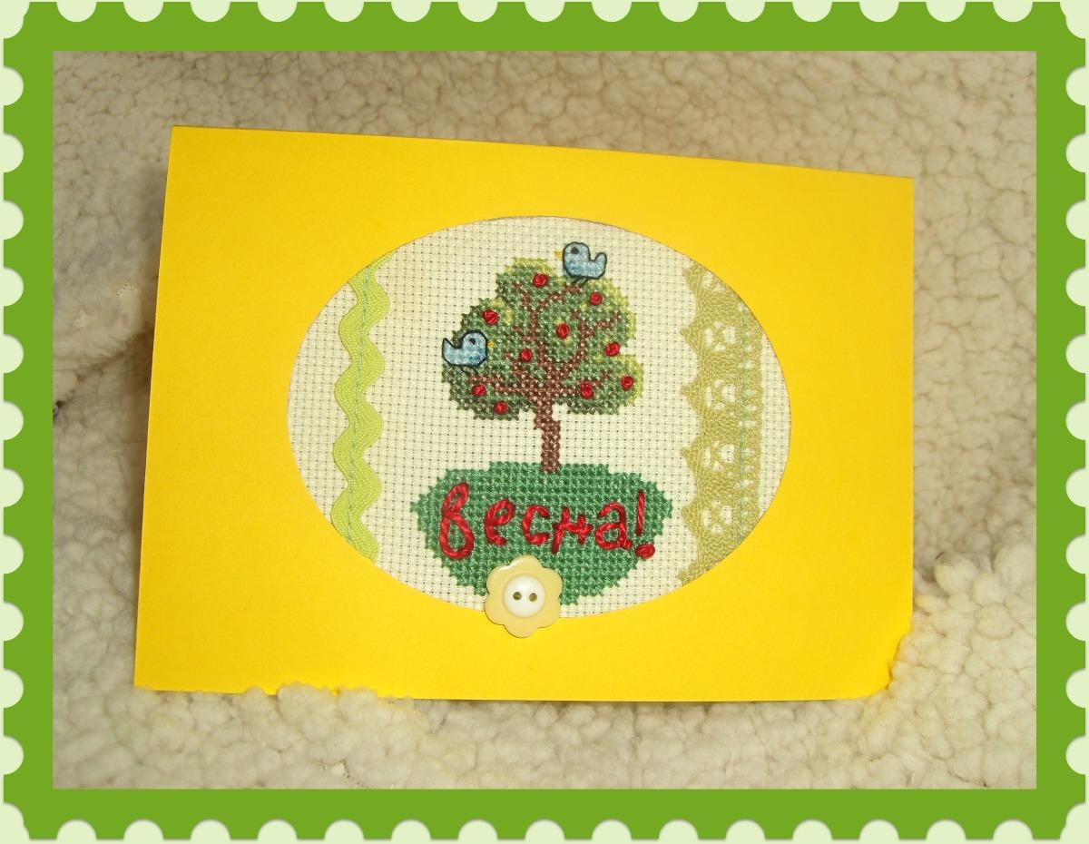 6 Таня&аня. 2012 год - Весенние открытки