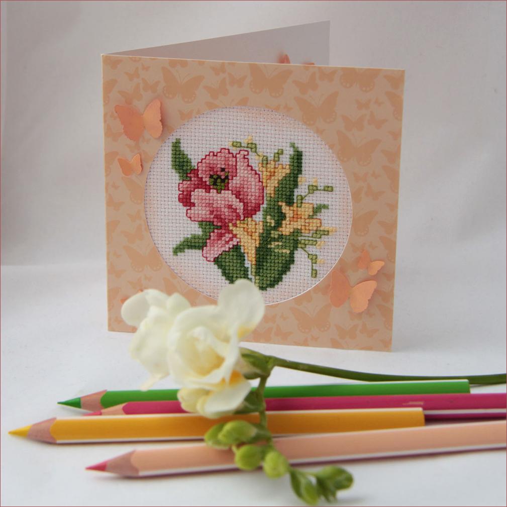 14 Olechka. 2012 год - Весенние открытки