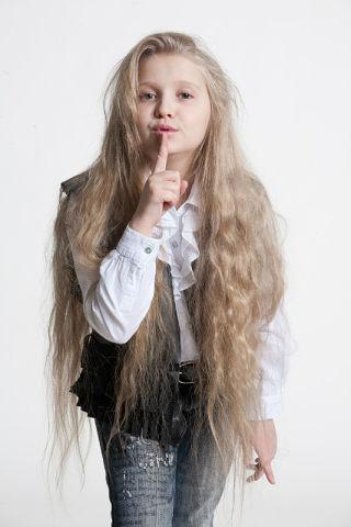Фотосессия дочери.. Дети: художественное фото
