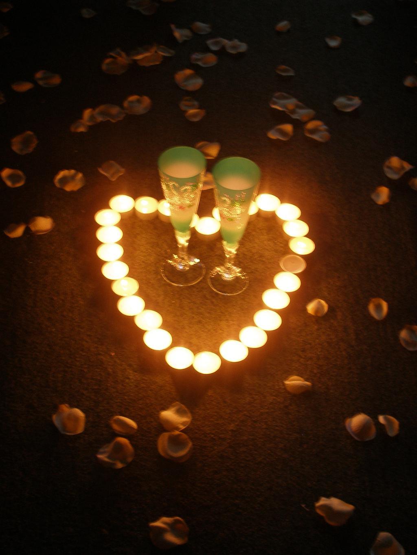 Огонечки-свечечки... Блиц: огонь