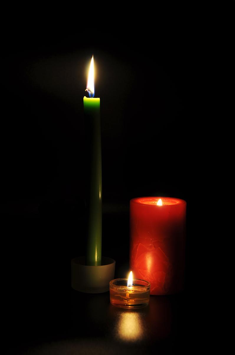 Гори, гори, моя свеча. . Блиц: огонь