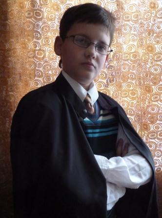 Гарри Потер - мой герой!. Я и мой герой