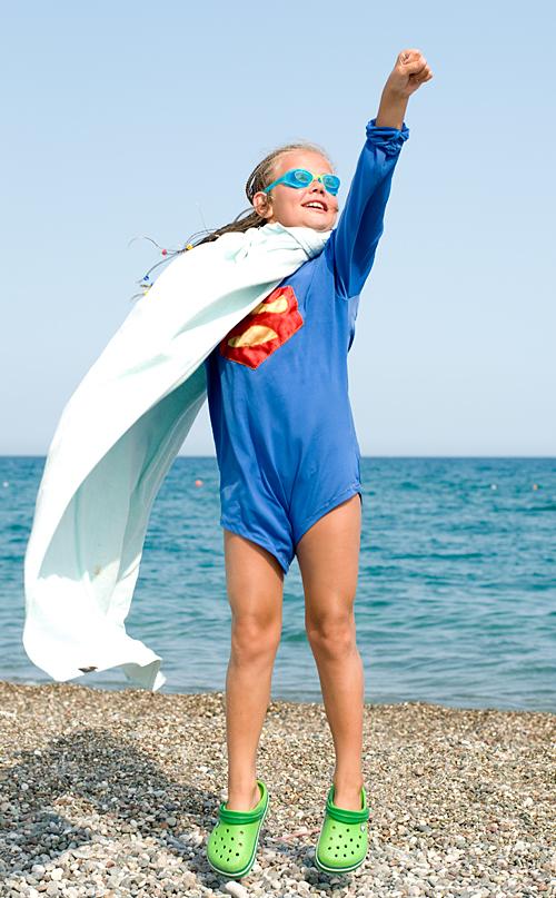 спешит фото помощь супермен на