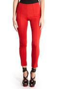 брюки красные Хьюго Босс, 10размер. пристрой ЖЕНСКОГО - одежда и белье
