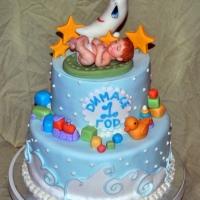 Торт Лунный мальчик. Кулинария: торты и пирожные
