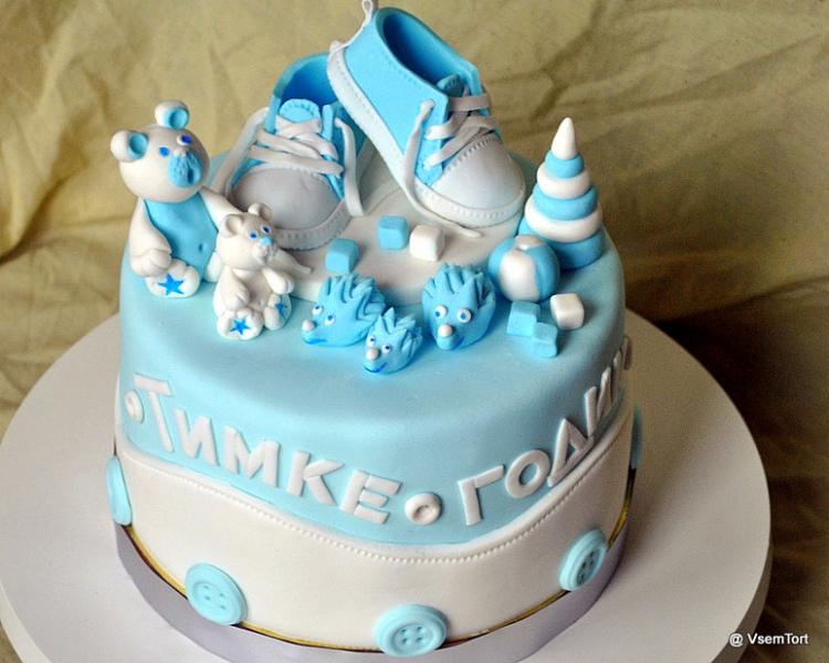 Торт Игрушки. Кулинария: торты и пирожные