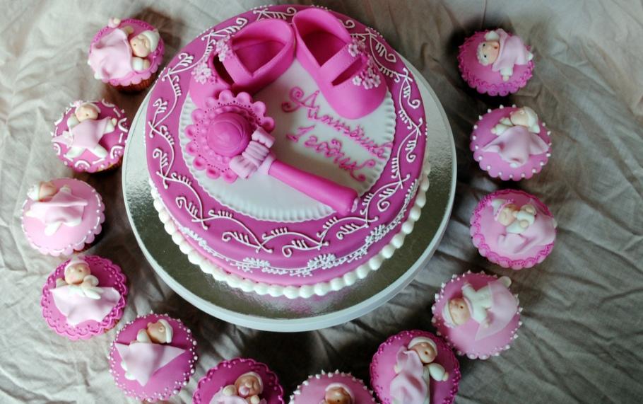 Торт Младенцы. Кулинария: торты и пирожные